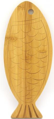 Доска разделочная Катунь, КТ-ДР-115, бамбук, 14*33 см