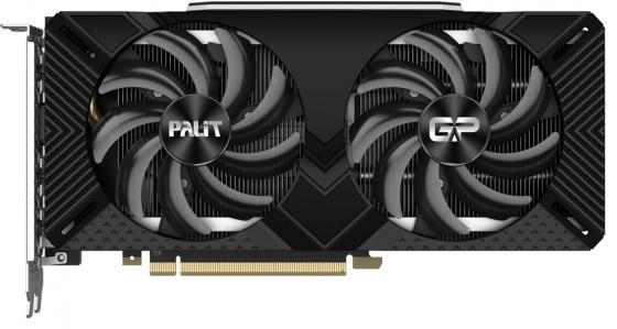 Видеокарта PALIT PA-RTX2060 SUPER GP OC 8G nVidia RTX 2060 Super <8Gb, 256bit, GDDR6, GPU/Mem: (1470-1710) / 14000 MHz,