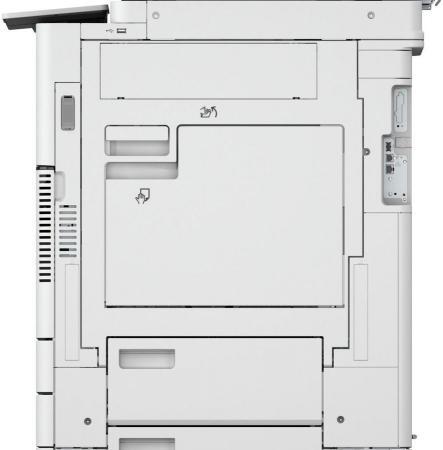 Фото - Копир Canon imageRUNNER C3720I (3858C005) лазерный печать:цветной без крышки и автоподатчика стекло автоподатчика dc535