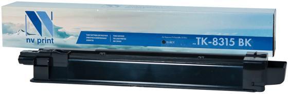 Фото - NV Print TK-8315BK Картридж для Kyocera FS-Taskalfa-2550ci (12000k) Black картридж nv print tk 310 для kyocera fs 2000d 3900dn 4000dn