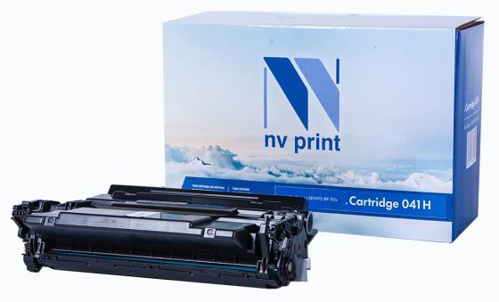 Фото - Картридж NV-Print NV-041H для Canon I-SENSYS LBP312X 20000 Черный картридж nv print nv 046h yellow для canon i sensys lbp653cdw lbp654cx mf732cdw mf734cdw mf735cx 5000k