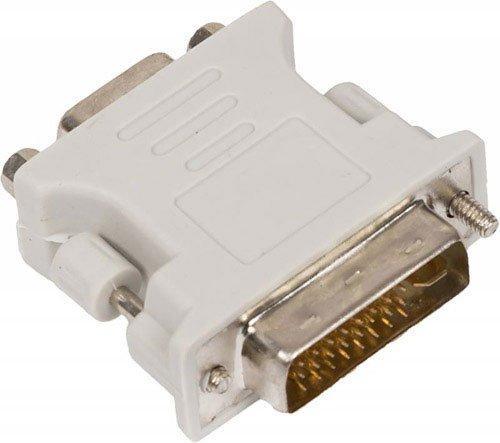Фото - Переходник VGA DVI Exegate EX205307RUS белый exegate ex284923rus кабель переходник minidisplayport vga exegate ex mdpm vgaf 0 15 mini20m 15f 0 15м