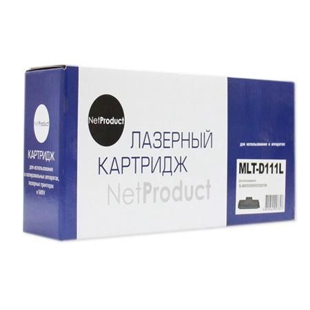 Фото - Картридж NetProduct MLT-D111L для Samsung Xpress M207x Series Xpress M202x Series 1800стр Черный gillette series sensitive set