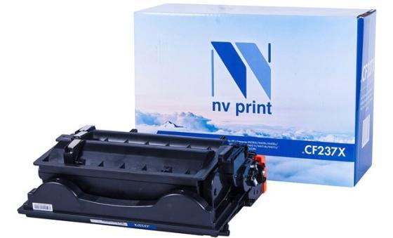 Фото - Тонер-картридж NV-Print NV-CF237X для HP LJ Enterprise M608/M609/M631/M632/M633, 25K 25000стр Черный картридж nv print cf237x для hp совместимый
