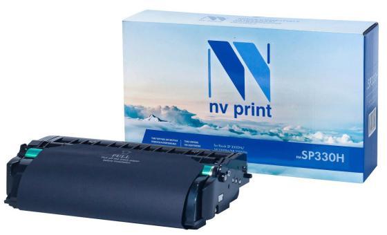 Фото - NV Print SP330H Картридж для Ricoh SP 330DN/SP 330SN/SP 330SFN (7000k) принтер ricoh sp 330dn белый черный