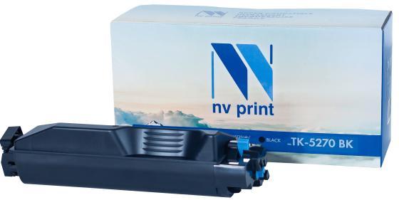 Фото - NV Print TK-5270BK Тонер-картридж для Kyocera EcoSys M6230cidn/P6230cdn/M6630cidn , Bk, 8K nv print tk 1200 тонер картридж для kyocera ecosys p2335d p2335dn p2335dw m2235dn m2735dn m2835dw 3000k
