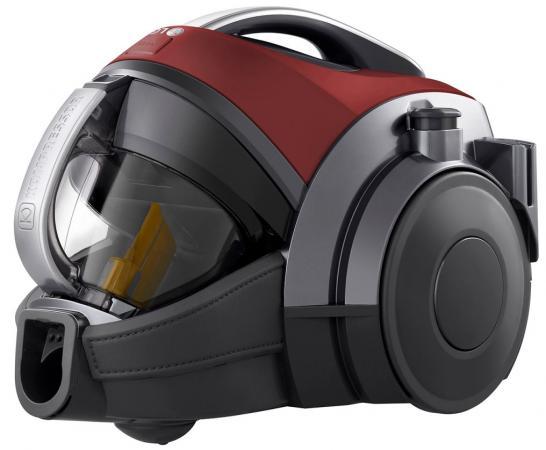 цена на Пылесос LG VK88509HUG 2000Вт бордовый/серый
