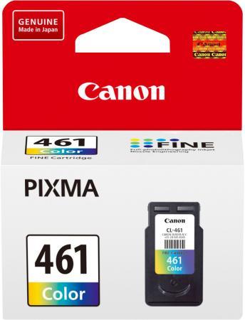 Фото - Картридж Canon CL-461 для Canon PIXMA MG5740 PIXMA MG6840 PIXMA MG7740 180стр Многоцветный 3729C001 картридж canon cl 513 color для pixma mp240 mp260 mp480