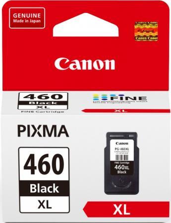 Фото - Картридж Canon PG-460XL для Canon PIXMA MG5740 PIXMA MG6840 PIXMA MG7740 1500стр Черный 3710C001 картридж t2 ic cpg50 для canon pixma mp180 pixma mp450 pixma mp460 pixma ip2200 pixma mx310 pixma mx300 pixma mp150 pixma mp160 pixma mp170 fax jx200 fax jx500 fax jx210p 412 черный ic cpg50