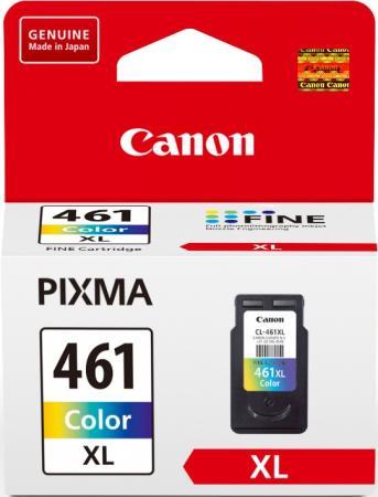 Фото - Картридж Canon CL-461XL для Canon PIXMA MG5740 PIXMA MG6840 PIXMA MG7740 300стр Многоцветный 3728C001 картридж t2 ic ccl38 для canon pixma ip1800 pixma ip2500 pixma mp220 pixma mp140 pixma mp190 pixma mx310 pixma mx300 pixma mp210 pixma ip1900 pixma mp470 pixma ip2600 207 многоцветный