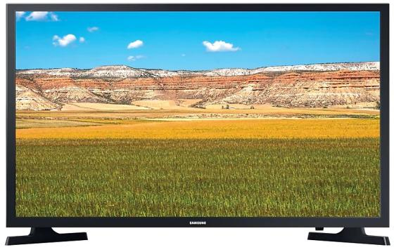 Фото - Телевизор LED 32 Samsung UE32T4500AUXRU черный 1366x768 60 Гц Smart TV Wi-Fi USB RJ-45 телевизор samsung ue32n4500auxru 32 hd smart tv wi fi черный
