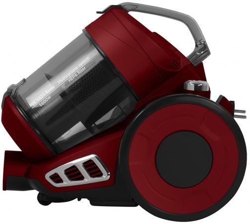 Пылесос Polaris PVC 1621 сухая уборка красный