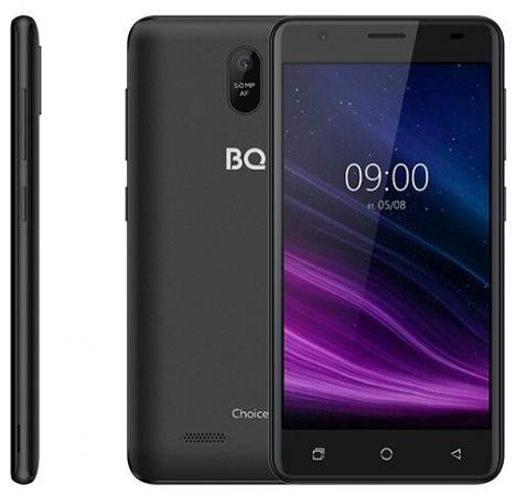 Смартфон BQ 5016G Choice черный 5