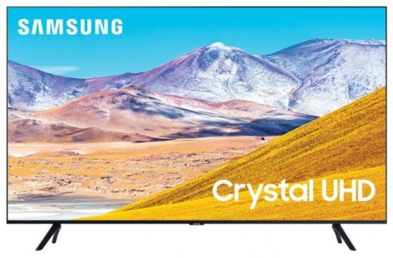 Фото - Телевизор LED 50 Samsung UE50TU8000UXRU черный 3840x2160 60 Гц Wi-Fi Smart TV 3 х HDMI 2 х USB RJ-45 Bluetooth Оптический выход CI+ телевизор led 43 sony kdl43wf804br черный серебристый 1920x1080 50 гц smart tv wi fi rj 45 bluetooth