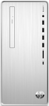 Фото - Системный блок HP Pavilion TP01-0015ur AMD Athlon Athlon PRO 300GE 8 Гб SSD 256 Гб AMD Radeon RX 550 2048 Мб Windows 10 Home 8KE45EA пк hp pavilion tp01 1004ur 14r17ea natural silver