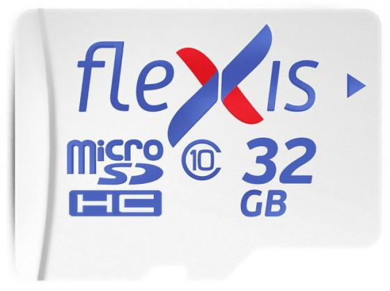 Фото - Flexis microSDHC 32GB class10 U1 R/W 80/45 MB/s with adapter, made in Russia ltd chambers w and r chambers s information for the people ed by w and r chambers