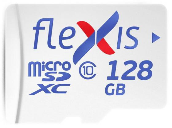 Фото - Flexis microSDXC 128GB class10 U1 R/W 92/50 MB/s with adapter, made in Russia peacock metal handle seealing wax stamp with personalized custom made picture logo for promotion by free shipping