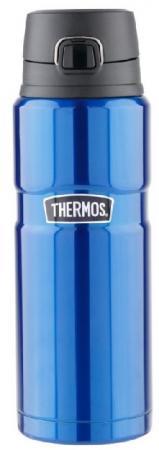 Термос Thermos SK4000 (155955) 0.71л. синий термос thermos sk4000 stainless steel 0 71л