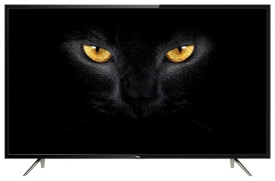 Фото - Телевизор LED TCL 40 LED40D2910 черный/FULL HD/60Hz/DVB-T/DVB-T2/DVB-C/DVB-S/DVB-S2/USB (RUS) телевизор tcl l43s6500 43 full hd