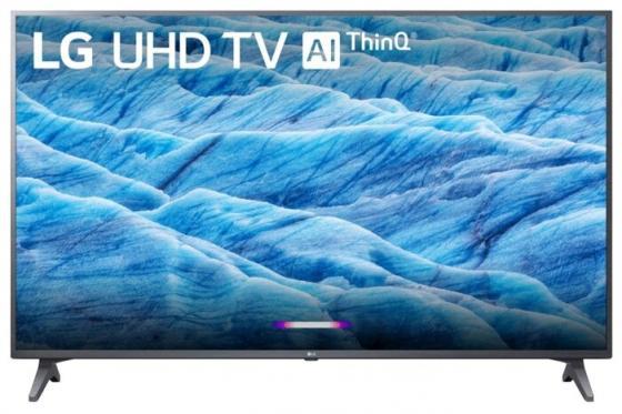 Фото - Телевизор 49 LG 49UM7020PLF черный 3840x2160 50 Гц Wi-Fi Smart TV RJ-45 телевизор polar p32l21t2scsm 32 hd smart tv wi fi черный