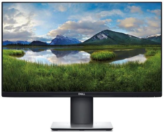 Монитор 24 DELL P2421D черный IPS 2560x1440 300 cd/m^2 8 ms HDMI DisplayPort 2421-0308 монитор 27 dell up2716d ips 2560x1440 6ms hdmi displayport mini displayport