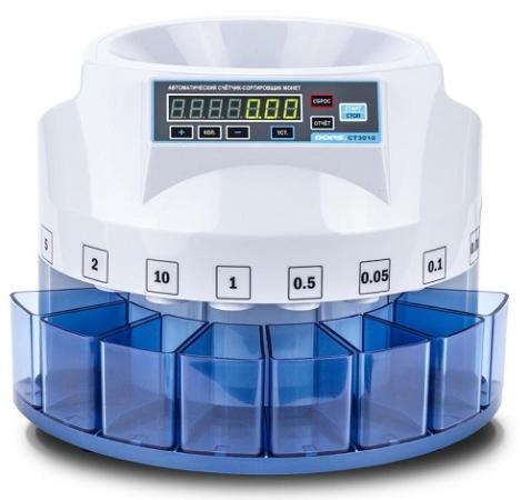Сортировщик монет Dors CT3010 SYS-040145 мультивалюта