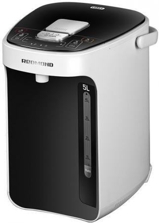 Термопот Redmond RTP-805 1900 Вт белый серебристый 5 л пластик