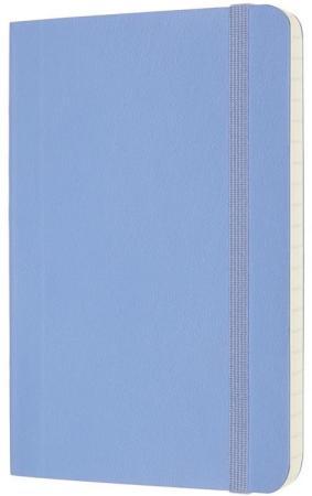 Фото - Блокнот Moleskine CLASSIC SOFT QP613B42 Pocket 90x140мм 192стр. нелинованный мягкая обложка голубая гортензия блокнот moleskine classic mm710p14 pocket 90x140мм 192стр линейка твердая обложка коричневый