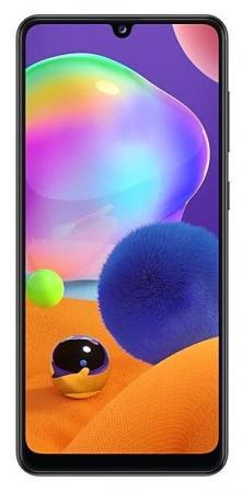 Смартфон Samsung Galaxy A31 черный 6.4