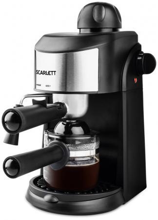 Кофеварка Scarlett SC-CM33005 800 Вт черный