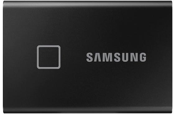 Накопитель SSD Samsung USB Type-C 1Tb MU-PC1T0K/WW T7 Touch 1.8