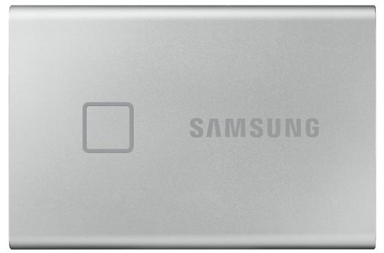 Накопитель SSD Samsung USB Type-C 1Tb MU-PC1T0S/WW T7 Touch 1.8