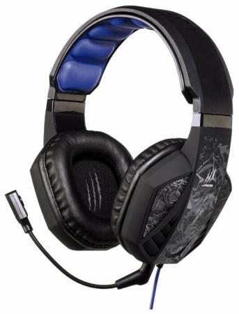 Фото - Наушники с микрофоном Hama uRage SoundZ 310 черный/серый 2.5м накладные USB оголовье (00186023) наушники с микрофоном hama urage soundz 310 черный серый 2 5м накладные usb оголовье 00186023