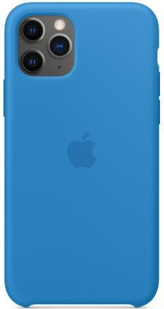 Накладка Apple MY1F2ZM/A для iPhone 11 Pro синяя волна