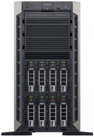 """Сервер Dell PowerEdge T440 2x5118 2x16Gb x8 2x1Tb 7.2K 3.5"""" SATA RW H730p FP iD9En 1G 2P 2x495W 3Y NBD (T440-5925-06)"""
