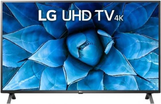 Фото - Телевизор LED 55 LG 55UN73006LA черный 3840x2160 60 Гц Wi-Fi 3 х HDMI 2 х USB RJ-45 Bluetooth Оптический выход телевизор led 40 tcl led40d3000 черный 1920x1080 60 гц usb 2 х hdmi