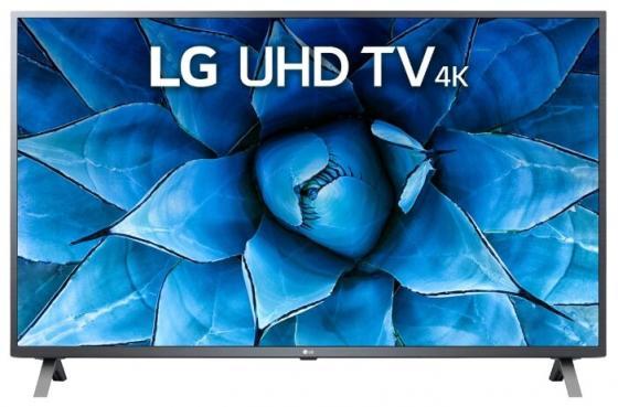Фото - Телевизор 65 LG 65UN73006LA черный 3840x2160 50 Гц Wi-Fi Smart TV RJ-45 Bluetooth телевизор led 65 samsung ue65ru7400ux черный 3840x2160 100 гц wi fi smart tv rj 45 bluetooth