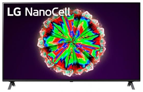 Фото - Телевизор 65 LG 65NANO806NA черный 3840x2160 50 Гц Wi-Fi Smart TV RJ-45 Bluetooth телевизор 65 lg 65up75006lf 4k uhd 3840x2160 smart tv черный