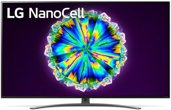 Фото - Телевизор 65 LG 65NANO866NA серый 3840x2160 100 Гц Wi-Fi Smart TV 4 х HDMI RJ-45 Bluetooth CI+ телевизор led 77 lg oled77gxrla черный 3840x2160 50 гц wi fi smart tv 4 х hdmi rj 45 ci