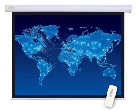 Фото - Экран настенно-потолочный Cactus Motoscreen CS-PSM-127X127 127 x 127 см экран настенно потолочный brauberg wall 180 x 180 см 236726