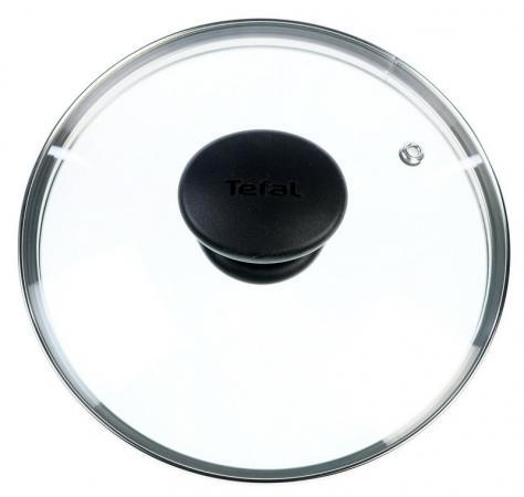 цена Крышка Tefal 04090118 18 см стекло