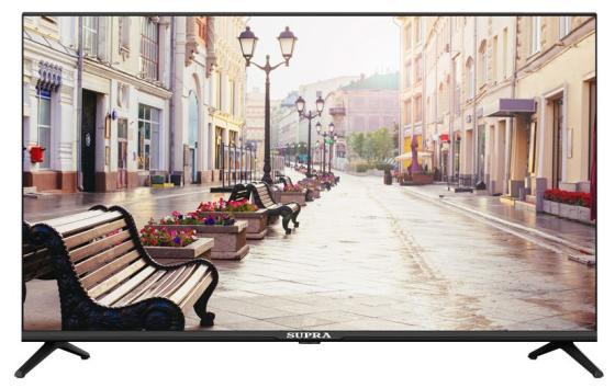 Фото - Телевизор LED 43 Supra STV-LC43LT00100F черный 1920x1080 60 Гц телевизор supra stv lc40st0075f 40 2020 черный