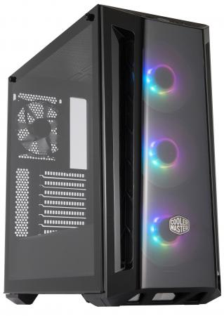 Фото - Корпус E-ATX Cooler Master MasterBox MB520 Без БП чёрный MCB-B520-KGNN-RGA корпус e atx cooler master masterbox mb511 rgb mesh без бп серебристый
