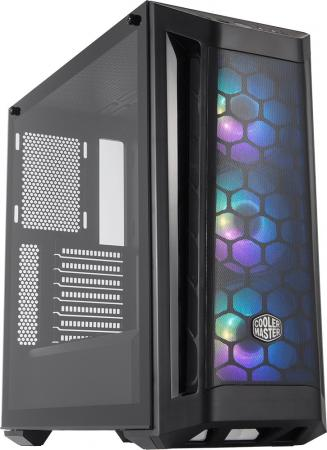 Фото - Корпус E-ATX Cooler Master MasterBox MB511 RGB Mesh Без БП серебристый MCB-B511D-KGNN-RGA корпус e atx cooler master masterbox mb511 rgb mesh без бп серебристый