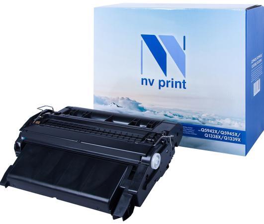 Фото - Картридж NV-Print TK-815K для HP LJ 4250 LJ 4350 20000стр Черный картридж nv print nvp cb436a для hp lj p1505 1120 1522