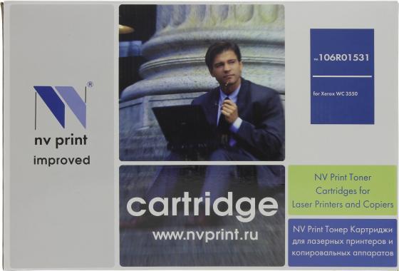 Картридж NV-Print NV-106R01531 CS-EPT50436 для Xerox WC 3550 11000стр Черный