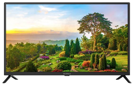 Фото - Телевизор 39 Supra STV-LC39ST0075W черный 1366x768 60 Гц Smart TV RJ-45 телевизор supra stv lc40st0075f 40 2020 черный