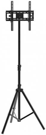 Фото - Подставка для телевизора Arm Media TR-STAND-1 черный 26-55 макс.35кг напольный фиксированный подставка для телевизора arm media pt stand 1 32 70 напольный фиксированный