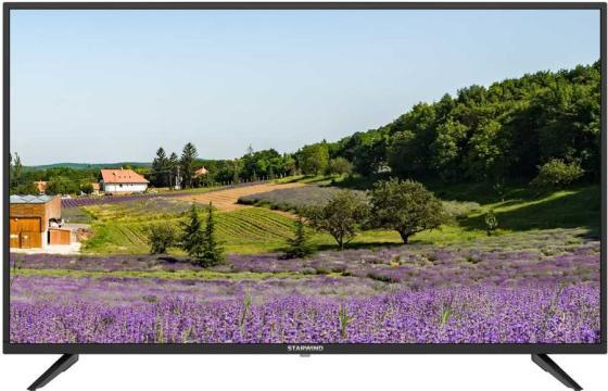 Фото - Телевизор LED 43 StarWind SW-LED43UA403 — 3840x2160 60 Гц Wi-Fi Smart TV RJ-45 S/PDIF телевизор led 43 starwind sw led43ba201 черный 1920x1080 60 гц scart vga