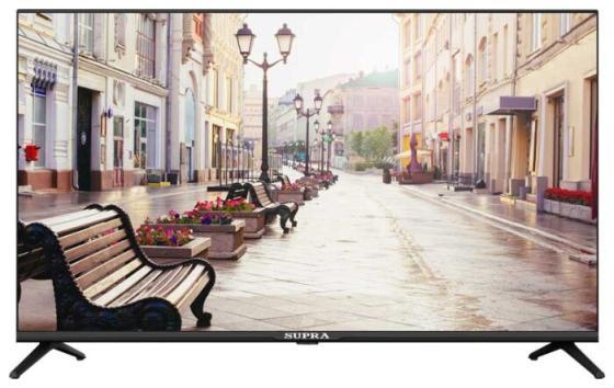 Фото - Телевизор LED 40 Supra STV-LC40LT00100F черный 1920x1080 60 Гц S/PDIF телевизор supra stv lc40st0075f 40 2020 черный